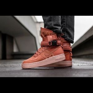 NEW Nike SF AF1 Air Force 1 Boots High Winter Mens